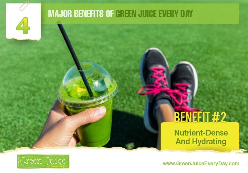 how do you make green juice