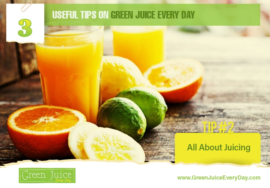 how often should you drink green juice