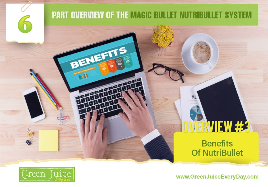 juicing with nutribullet