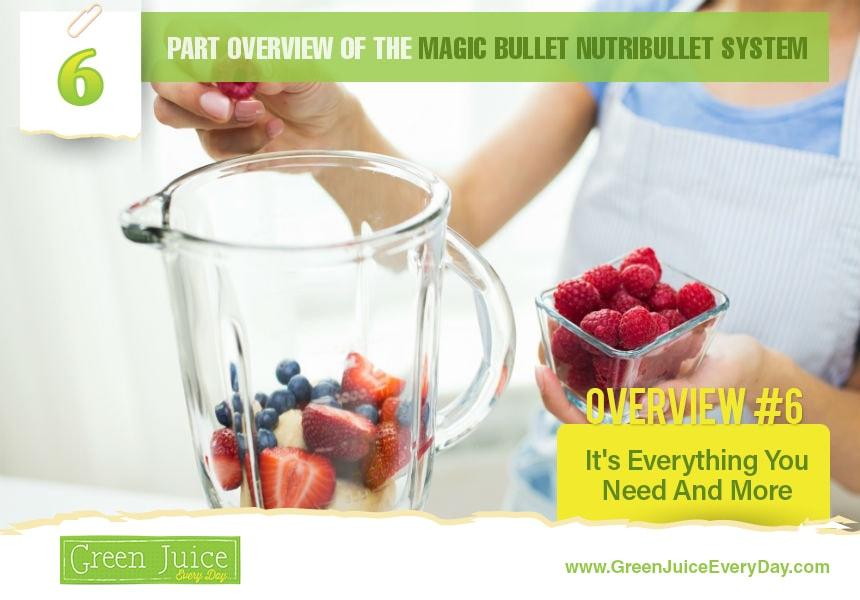 is a nutribullet a juicer
